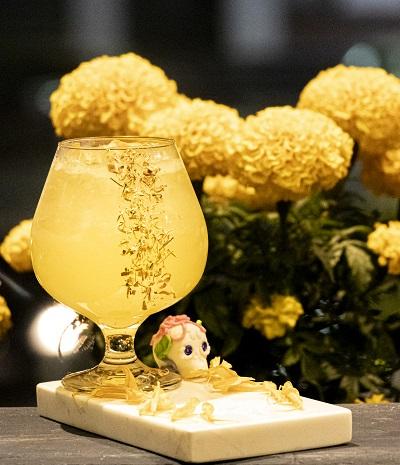 La Catrina cocktail recipe