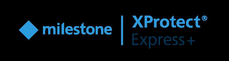 Videomanagementsoftware XProtect® Express+ von milestone;  über SafeTech lieferbar
