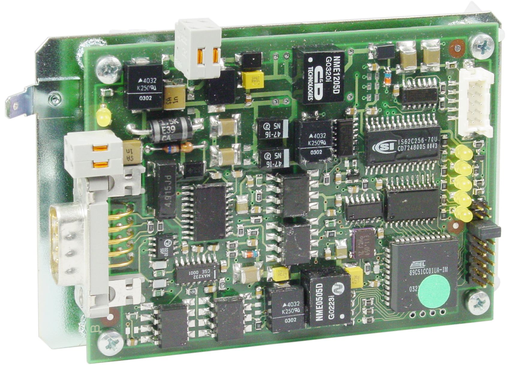 Telenot Complex EIB/KNX Schnittstelle