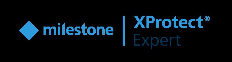 IP-Videomanagementsoftware  XProtect® Expert von milestone ünd bereitgestellt von SafeTech