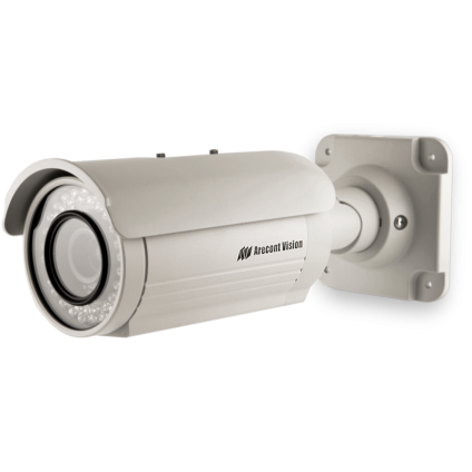 Arecont Vision MegaView® multi-megapixel H.264 all-in-one camera, presented by SafeTech
