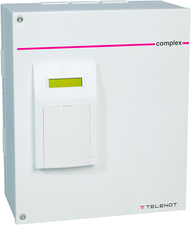 Telenot Complex 400H Im Gehäuse S8 mit BT400