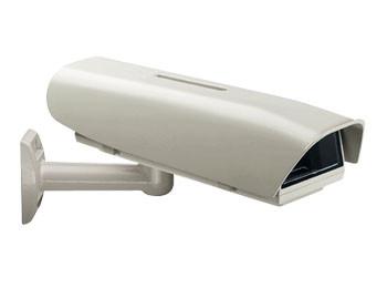 SafeTech Beispiel designed Wetterschutzgehäuse HOV von VideoTec