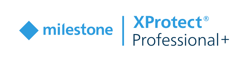 Videomanagementsoftware XProtect® Professional+ von milestone und bereitgestellt von SafeTech