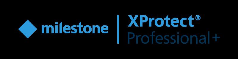 Videomanagementsoftware XProtect® Professional+ von milestone; über SafeTech lieferbar