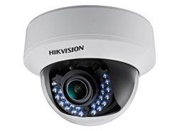 über SafeTech lieferbare Hikvision Turbo HD Kameras zur Unterstützung von analogen Kameras und Netzwerkkameras für Full-HD