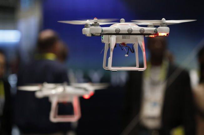 DRONES FOR BABY