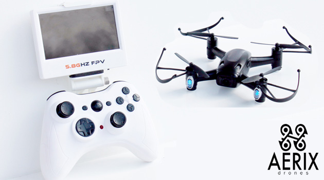 Black Talon Micro FPV Racing Drone