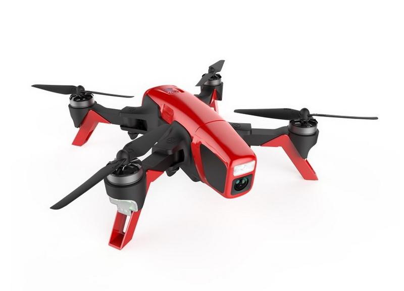 Smart Drone SMD Red Arrow FPV quadcopter