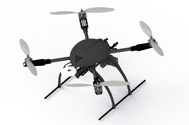 Quadrocopter Xaircraft X650