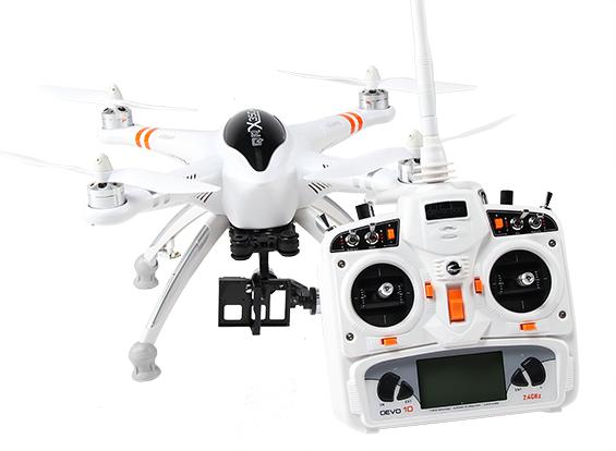 Quadrocopter Walkera QR-X350 PRO