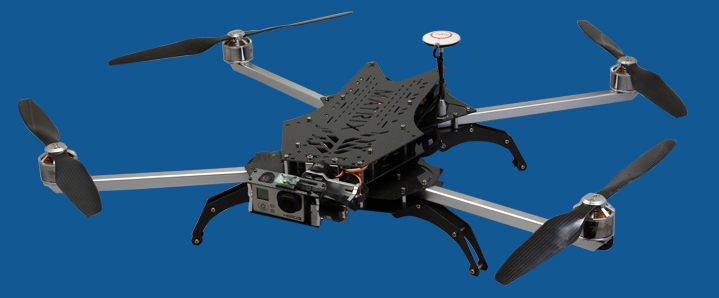 Turbo Ace Quadcopter Matrix