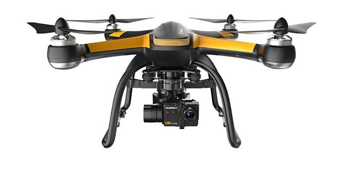 Hubsan X4 H109S Pro FPV Quadcopter