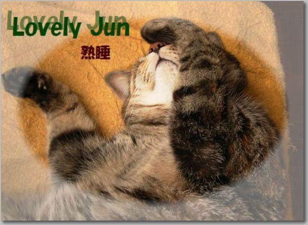 熟睡Jun