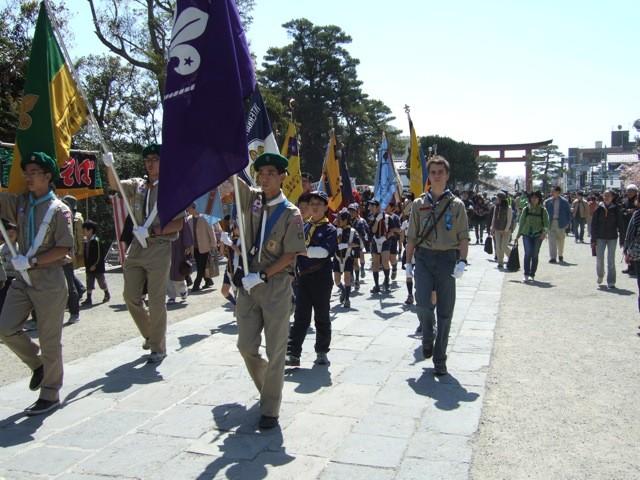 鎌倉まつりパレード