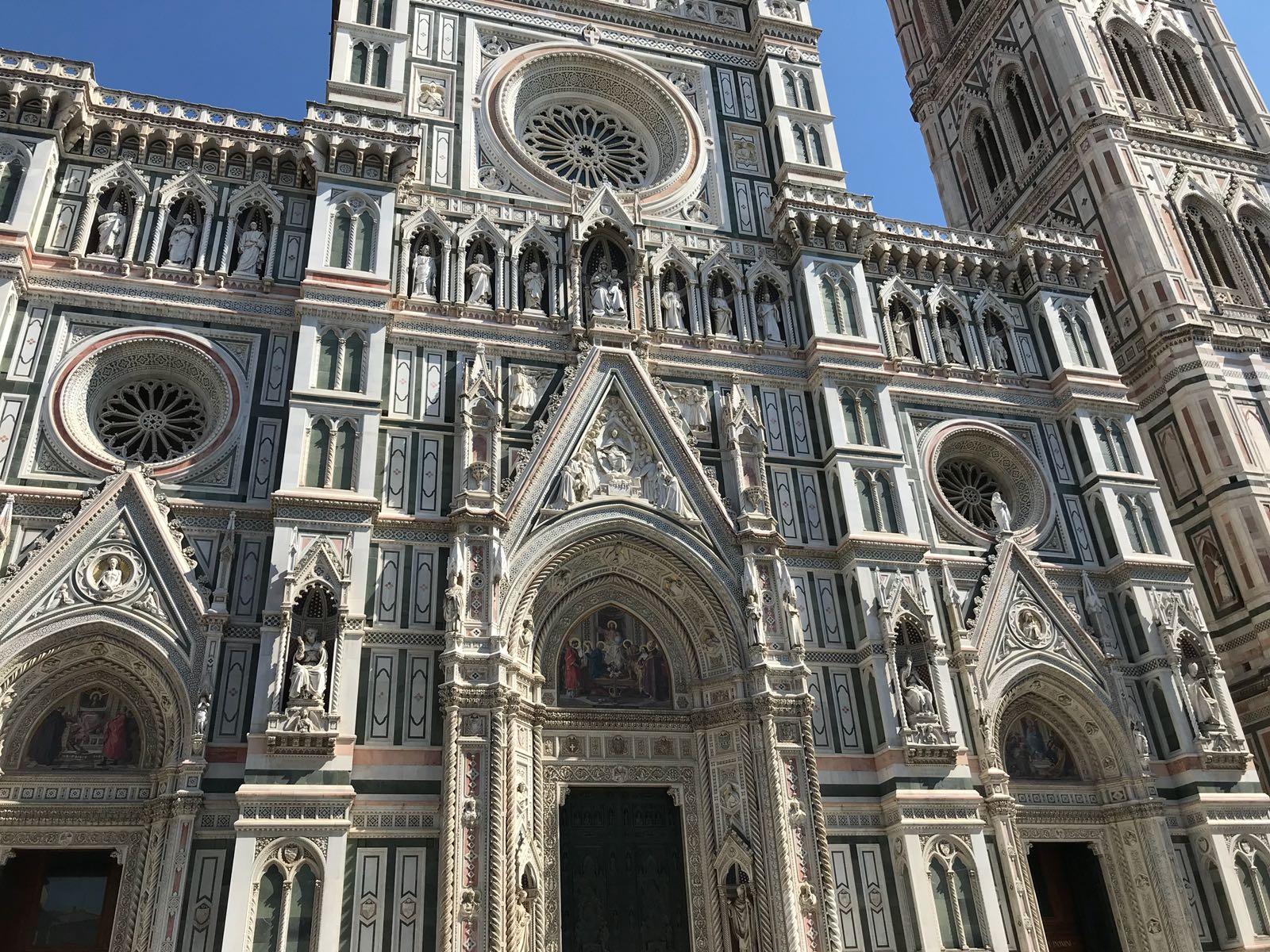 The Cattedrale di Santa Maria del Fiore