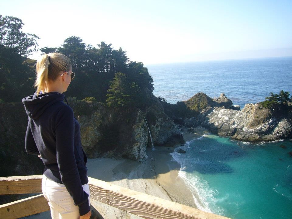 Julia Pfeiffer Beach
