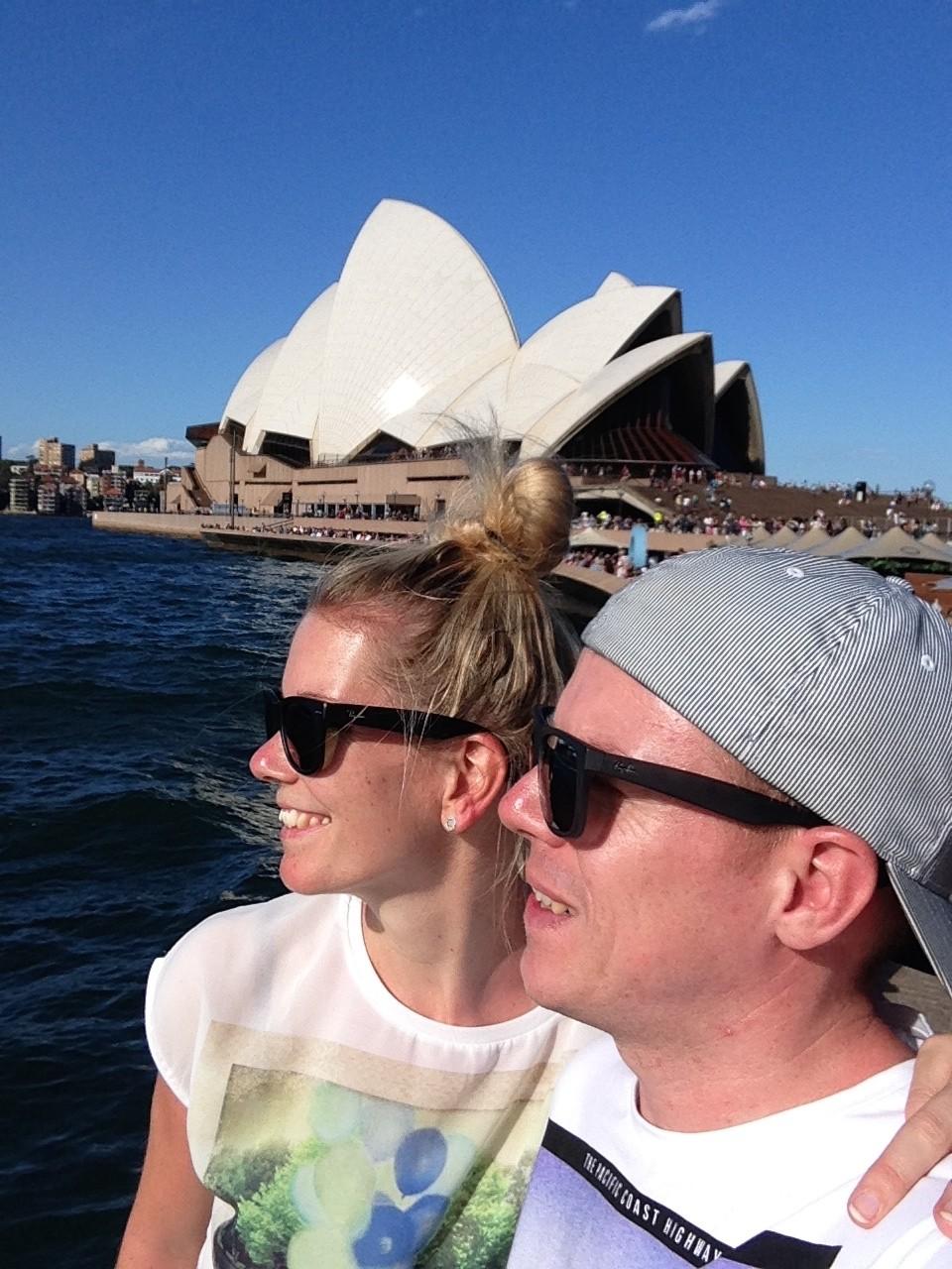 Ein Traum die Oper von Sydney