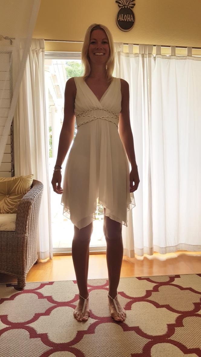 Welches Kleid soll es werden?