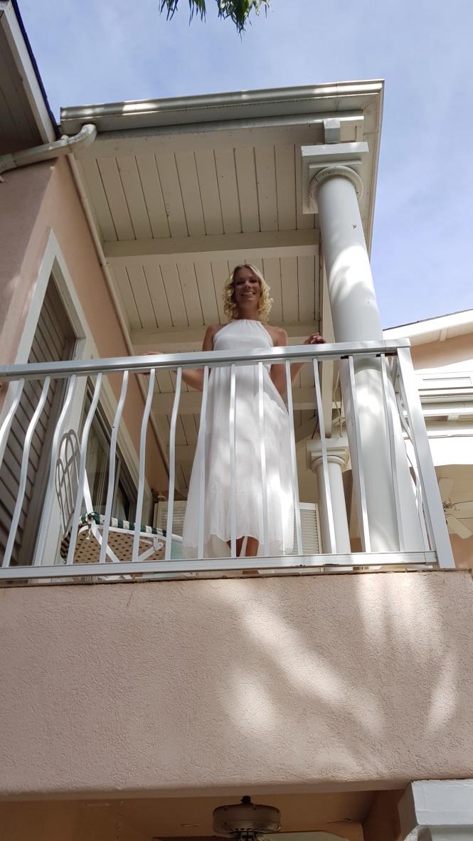 Hochzeitsbalkon