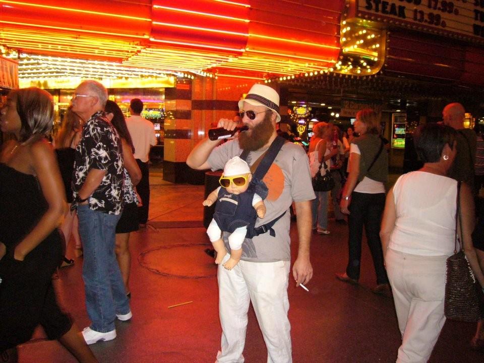 Hangover in Las Vegas