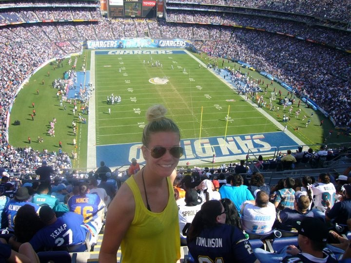 San Diego Chargers Go!