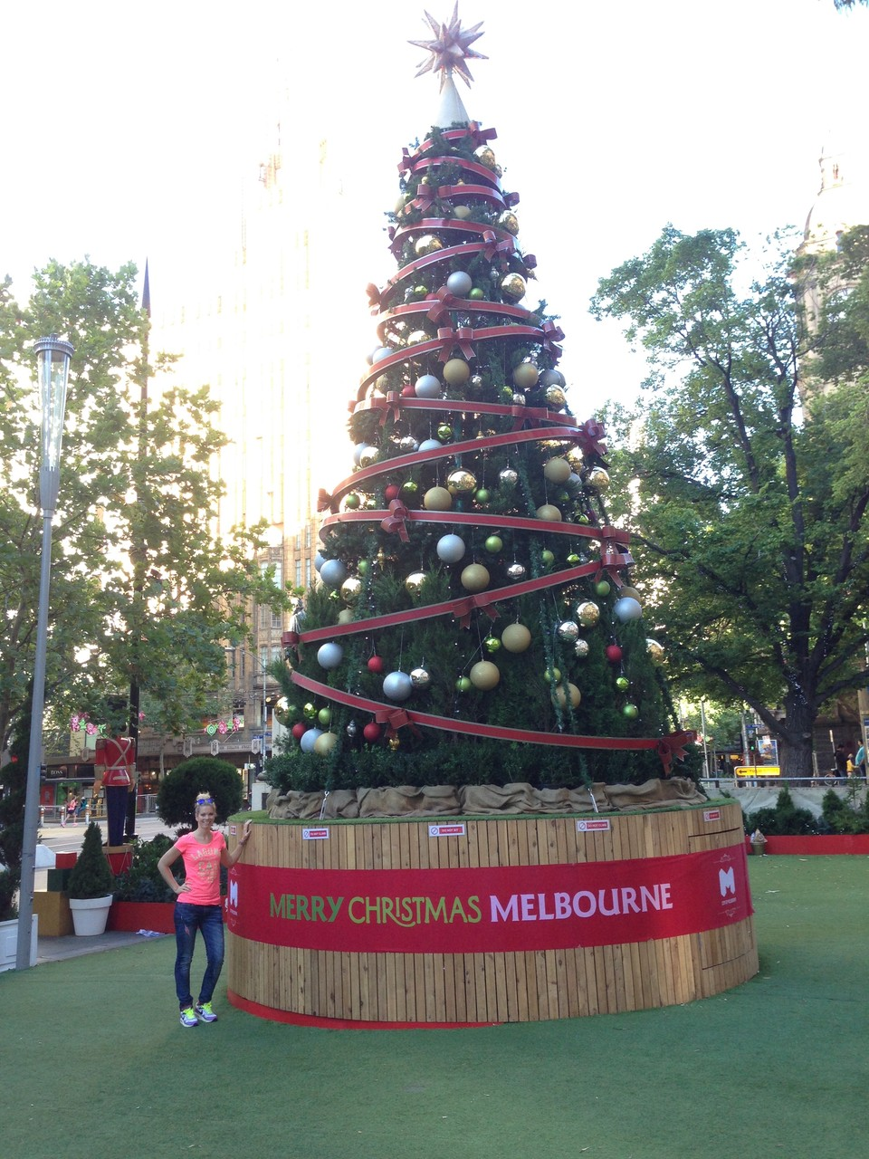 Merry Xmas in Melbourne