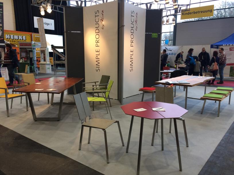Design-Edelstahl-Möbel mit Massivhölzern - Vom Gartenmöbel bis zum ...