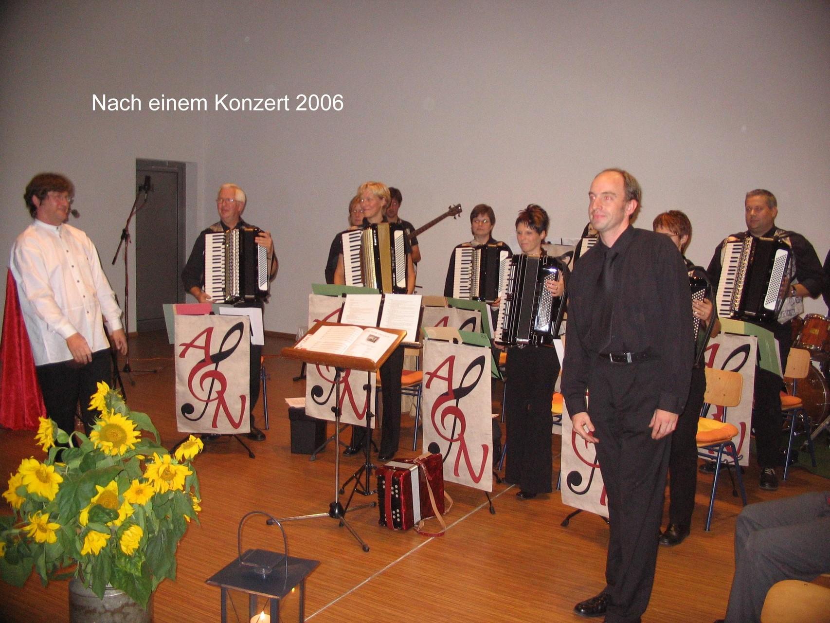 2006 Erzählkonzert mit Martin Weitzmann