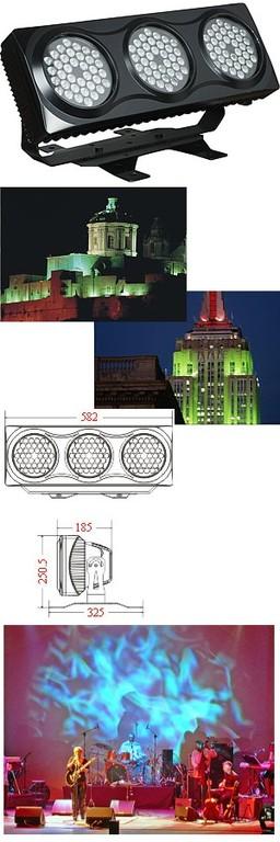 Bühnen- und Gebäudebeleuchtung (In- und Outdoor)