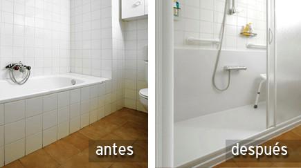 Cambio Bañera Por Plato De Ducha Suministros Esga Sl