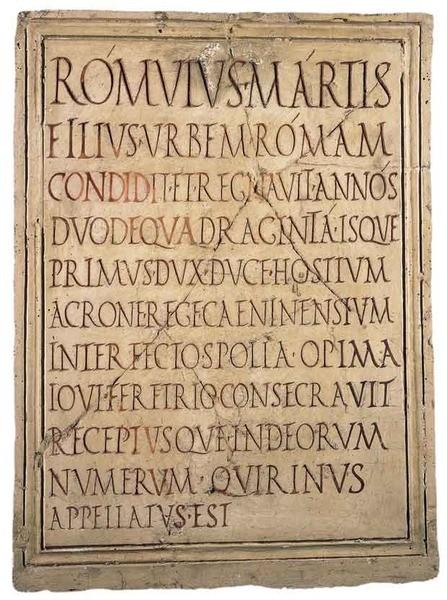 Il Calendario Romano.I Calendari Romani Romuleo Benvenuti Su Admaioravertite