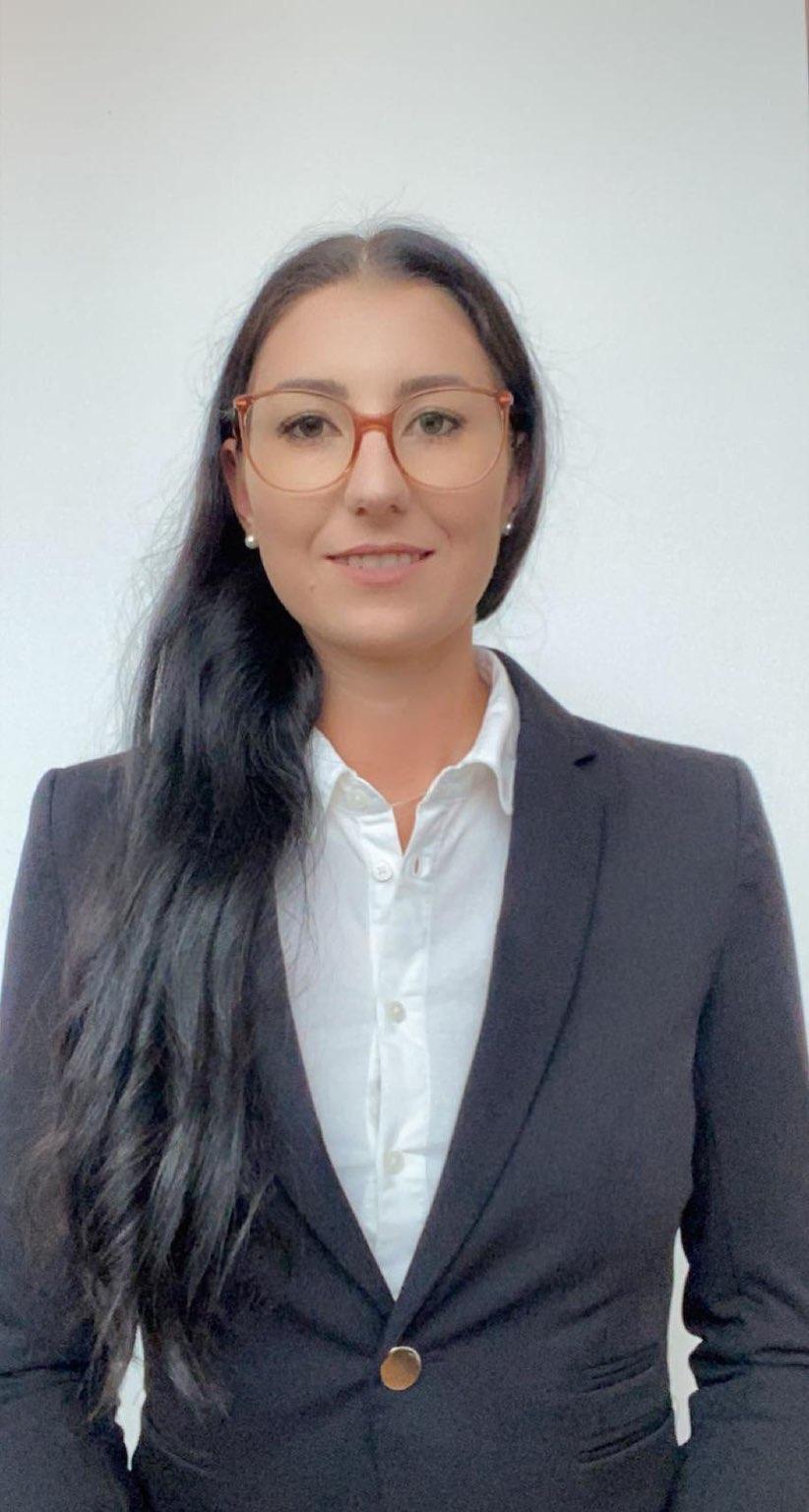 Rechtsanwaltsanwärterin   Mag. Anna Mai