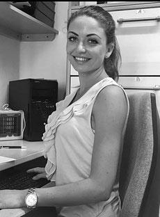 Sekretärin | Caroline Kandler