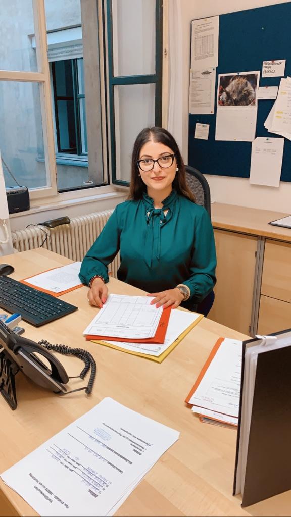 Kanzleileitung I Silvia Marinkovic