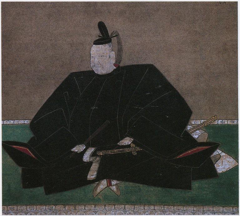 九鬼嘉隆の肖像