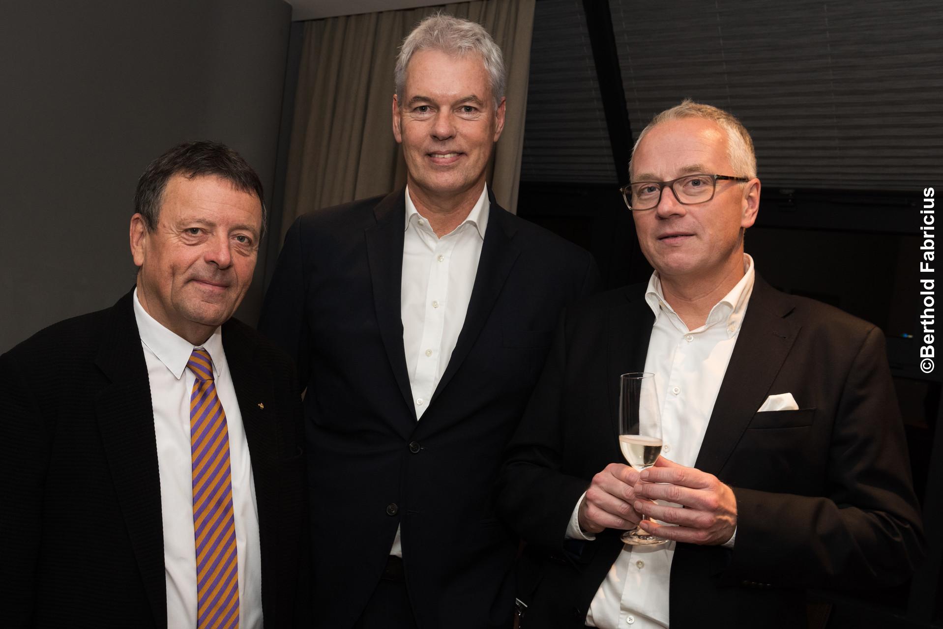 Dr. Ekkehard Nümann, Christian Lindemann, Michael Demuth