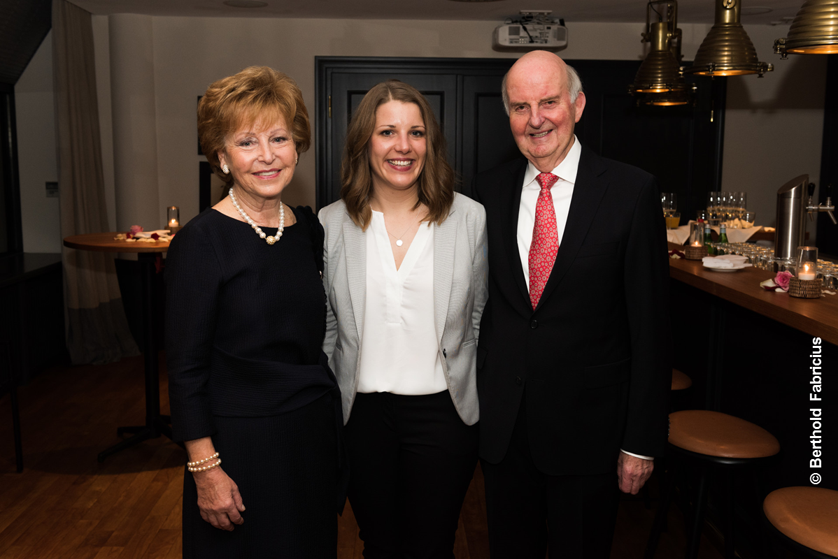 Astrid Hiege, Dr. Nicole Glodde, Dr. Wolfgang Hiege