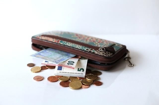 Portemonnaie Geldbeutel Geld
