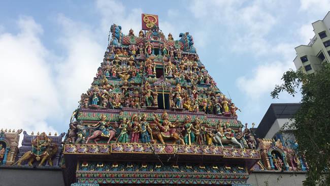 Singapur Tempel