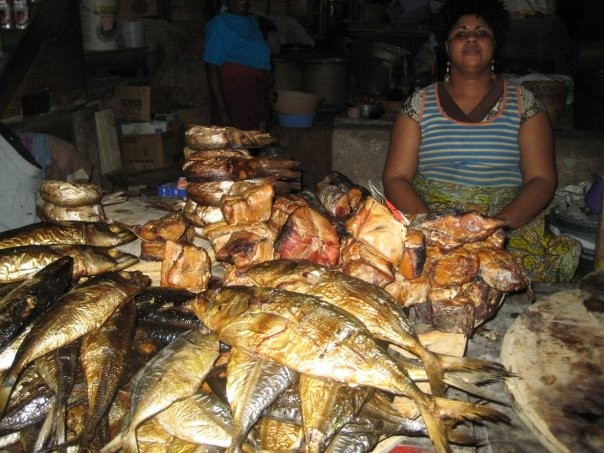 Makola Market Accra Ghana