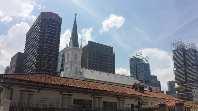 Singapur Kirche