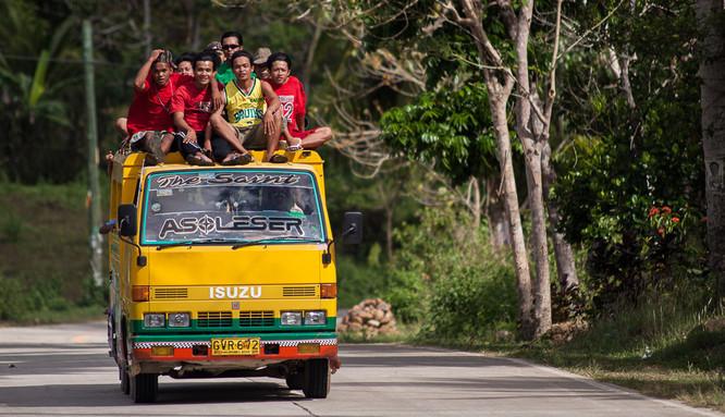 Philippinen Bohol Island