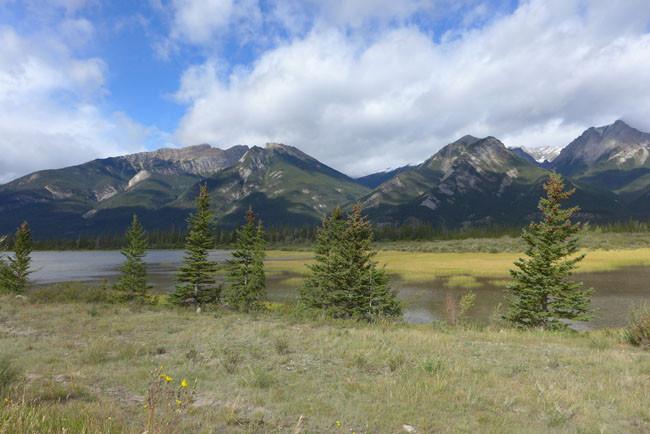 Kanada Alberta Rocky Mountains