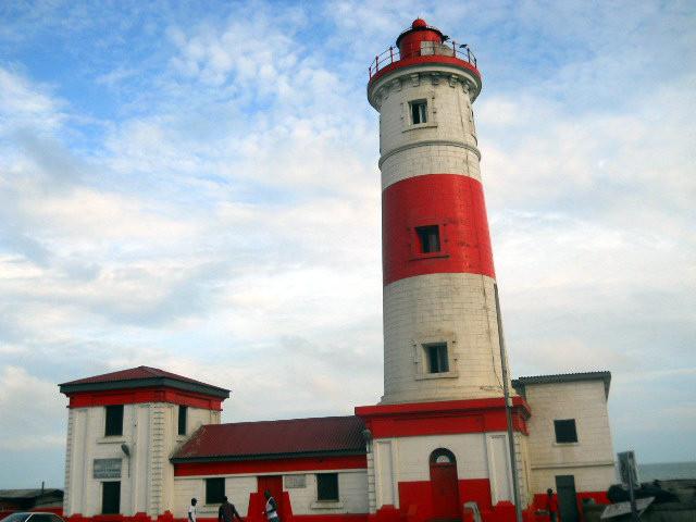Leuchtturm Jamestown Accra Ghana