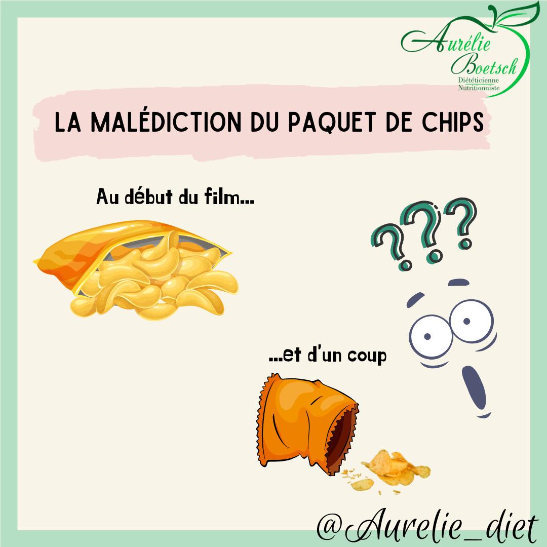 La malédiction du paquet de chips