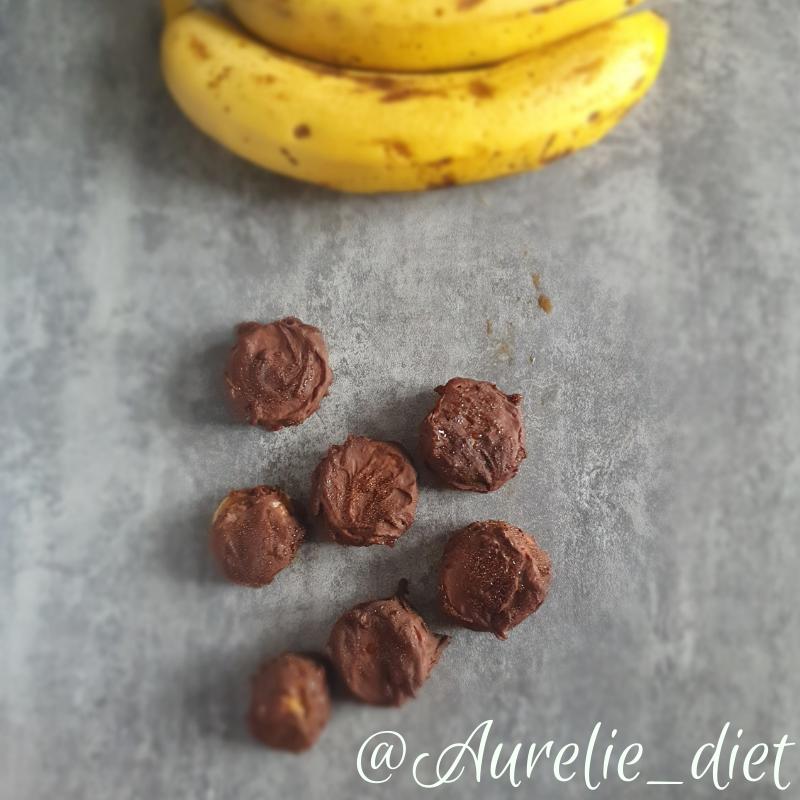 Encas Healthy Banane/Choco