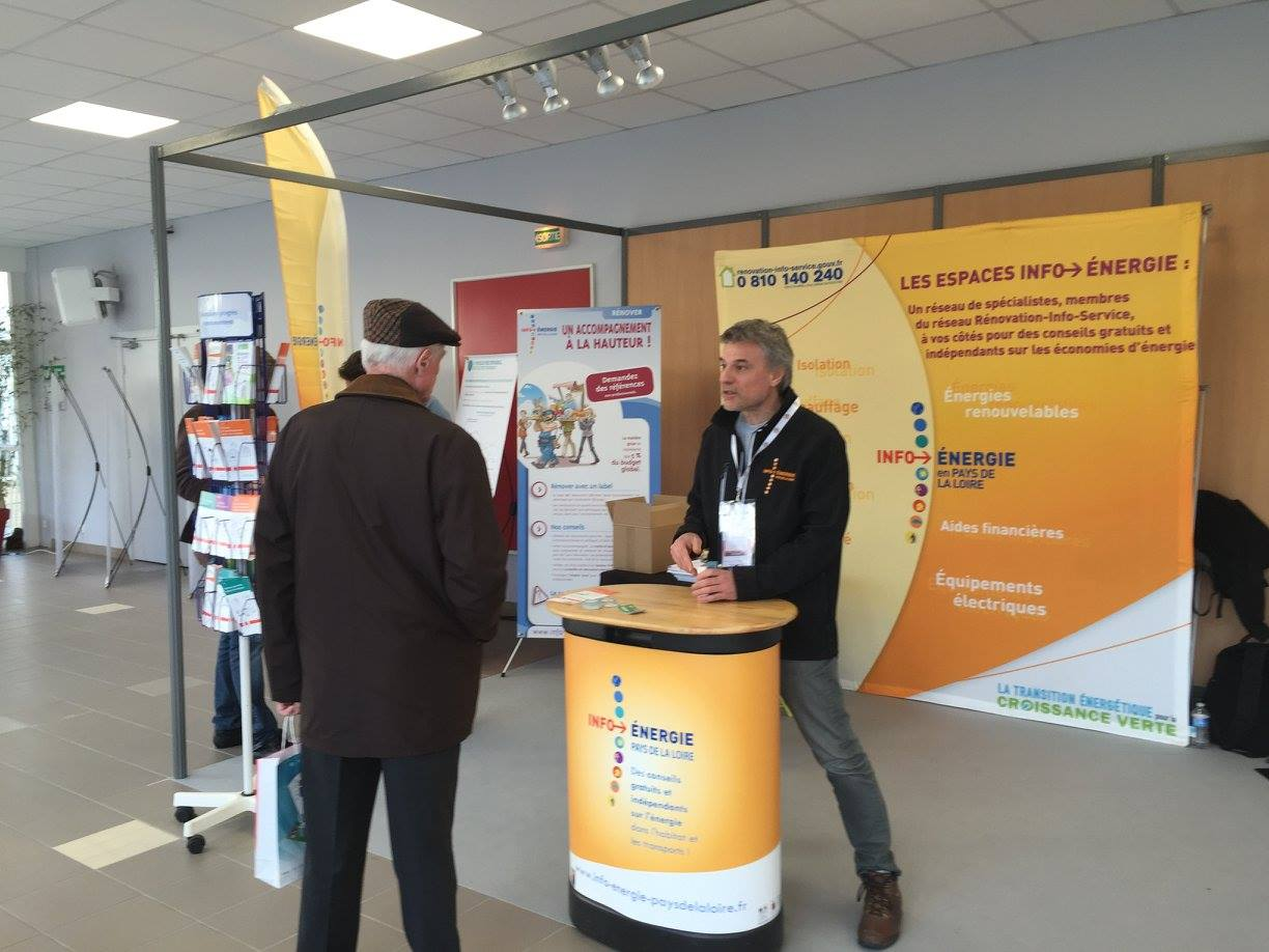 Salon de l'immobilier de Vendée 2017 _ crédit photo : Salon de l'immobilier de Vendée
