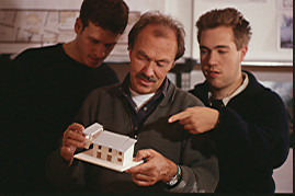 Architekt Peter Holland