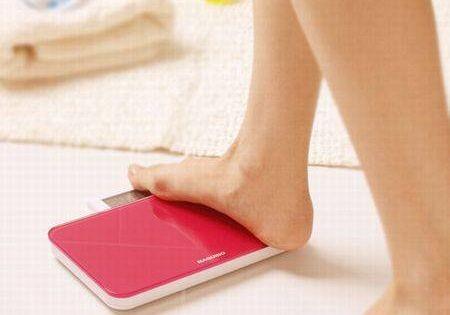 毎日の体重を計る健康管理法